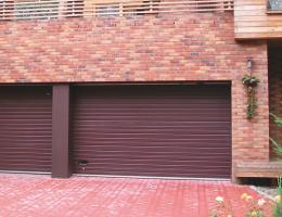Sekční vrata garážová Trutnov